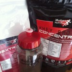 Whey Protein, Carb Powder